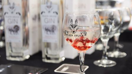 Norfolk produce including Black Shuck gin will be on the menu at a Norfolk Day barbecue being hosted