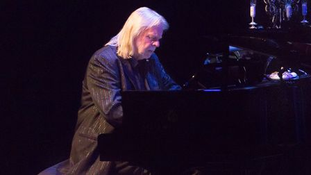 Rick Wakeman will reopen the cats adoption centre in Dereham. Picture: Lee Wilkinson