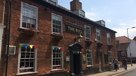 The Bull, Dereham. Picture: Sophie Smith