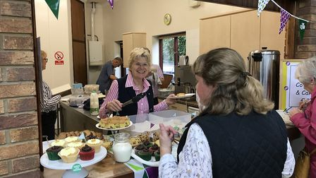 The Yaxham coffee morning will take place 9.30am to 12.30pm on Thursday September 27, 2018. Picture;