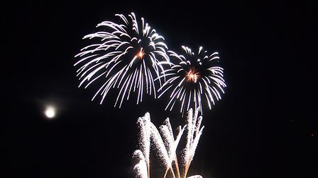 There are a whole host of spectacular fireworks displays happening in mid-Norfolk in the next couple