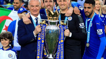 Recently-crowned Premier League champions Leicester City are sending a side to Clipbush Park this su