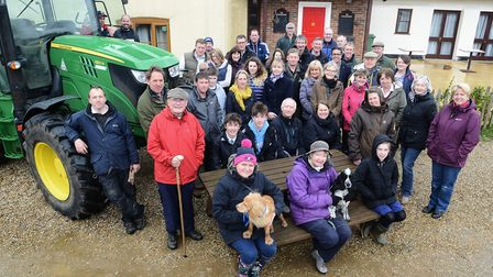The residents of Beeston and the surrounding areas are campaigning to buy The Ploughshare pub. Pictu