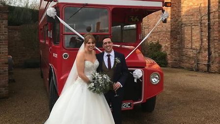 """Co-owner Kim Wells, 49, said: """"There's nothing like it. Every event is a happy event."""" Photo: BUS AN"""