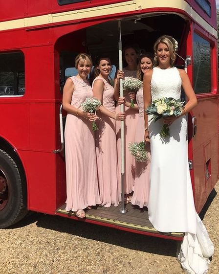 Their fleet of iconic red Routemasters add a unforgettable twist to the wedding days of some of Norf