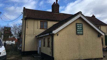 The Ploughshare pub in Beeston, which is being refurbished by village volunteers. Picture: STUART AN