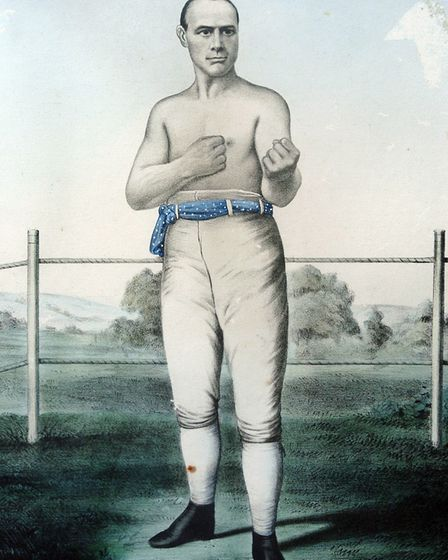 A picture of prize fighter Jem Mace, will return to Beeston's Ploughshare pub after the refurbishmen