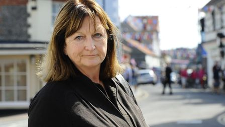 NNDC councillor, Judy Oliver. Picture: MARK BULLIMORE