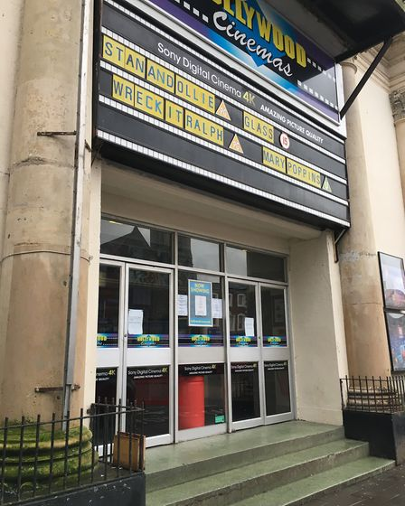 The Hollywood Cinema branch in Dereham has been bought by Orion Cinema. Photo: Jessica Frank-Keyes