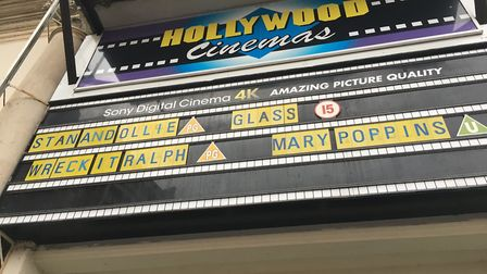 Dereham's Hollywood Cinema has been taken over by a new owner. Photo: Jessica Frank-Keyes