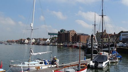 Wells next the sea. Picture: Paul Reynolds