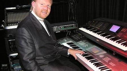 Pete Shaw, concert organ and keyboard artist. Picture: Archant Library