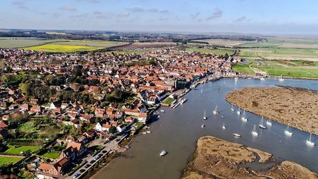 Wells harbour. Picture: Gary Pearson