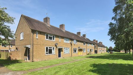 Up to date pictures of the West Raynham site. Pictures: FW Properties