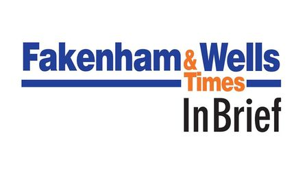 In Brief is the new and improved weekly newsletter brought to you by the Fakenham & Wells Times.