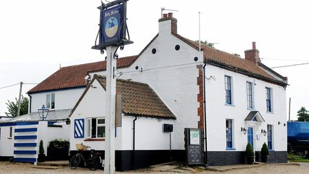 The Jolly Sailors Pub in Brancaster Staithe. Picture: Matthew Usher
