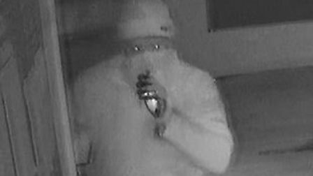 Well burglary on Theatre Road. Picture: Norfolk Constabulary