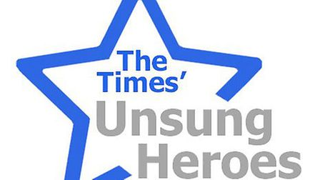 The Times' Unsung Hero campaign has been launched. Picture: ARCHANT STAFF