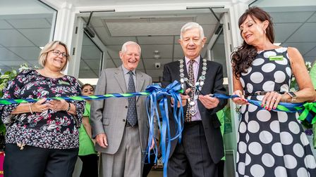 The opening of the Factory Shop in Fakenham. Picture: Matthew Usher