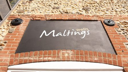 The Maltings in Wells has re-opened after a 5m regeneration work. Picture: Ian Burt