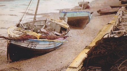 Bessie. Picture: RESCUE WOODEN BOATS