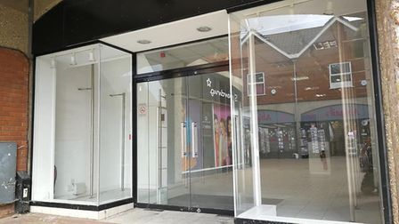 New Look in Dereham has closed its door for the final time. Picture: DONNA-LOUISE BISHOP