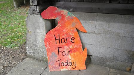 Docking's annual Hare Fair 2018. Picture: DONNA-LOUISE BISHOP