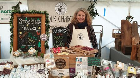 A north Norfolk Christmas market has raised more than £10,000 for charity in its 10th year. Photo: D