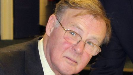 Wells town councillor Roger Arguile.