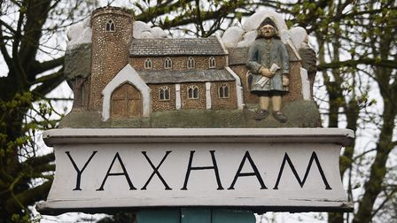 Yaxham Parish Council will host a hustings before the local elections. Picture: DENISE BRADLEY