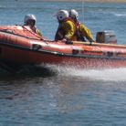 Wells inshore lifeboat. Picture: John Mitchell