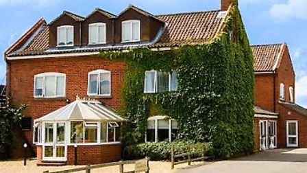Oak Manor nursing home in Scarning has been rated inadequate by the CQC. Picture: Google Maps
