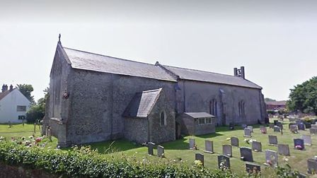 All Saint's Church in Briston will host a North Norfolk Arts Cooperative 'mystery play'. Picture: GO