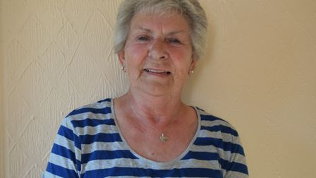Shirley Ramm, from Dereham, has been fundraising for animal charities for more than 55 years. Pictur