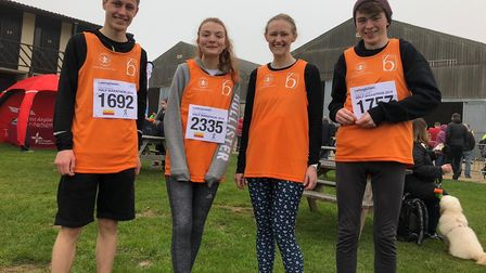 The Norwich City Half Marathon Runners Club is one of the clubs on offer for students at Dereham Six