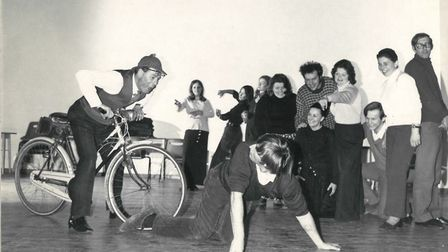 Fakenham and District Light Operatic Society perform Half a Sixpence in 1974. Picture: Archant Libra