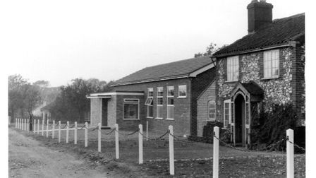 Toftwood Methodist Church opened in 1969. Photo: Supplied by Toftwood Methodist Church