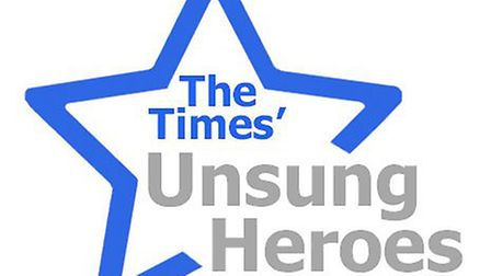 The Times' Unsung Heroes. Picture: ARCHANT STAFF