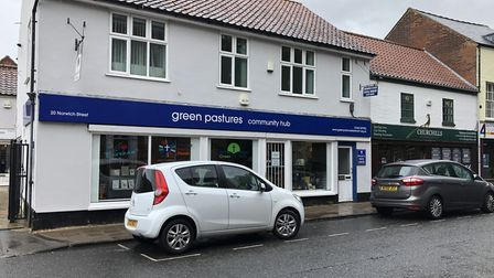 Green Pastures Community Hub on Norwich Street in Dereham. Picture: Archant