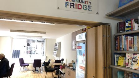 Inside Green Pastures Community Hub on Norwich Street in Dereham. Picture: Archant