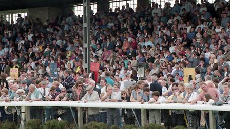 Fakenham Races, 18th May 1997. Picture: Archant Library