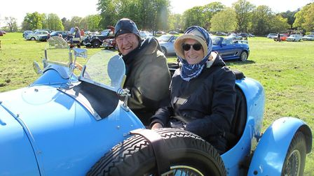 Images of the Stody Classic Vehicle Day. Pictures: Stody Lodge Gardens