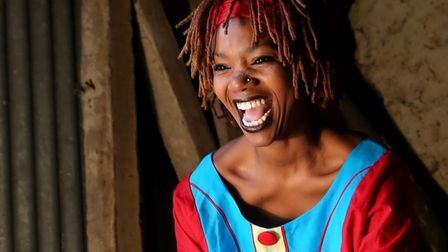 Norfolk World Music Festival 2019 organiser Anna Mudeka. Picture: Supplied by Breckland Council.