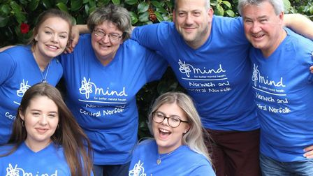 Tracy Snowden is taking part in skydive in aid of Mind. Pictures: supplied by Tracy Snowden