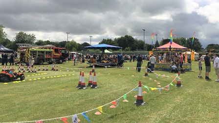 Lyng Fling. Pictures: supplied by Jenna Youngs