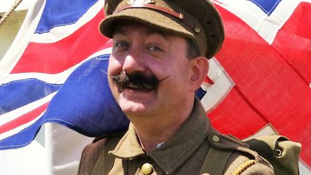Re-enactors will be part of the Dereham Peace Day 2019 event. Picture: Courtesy of Judy Rogers