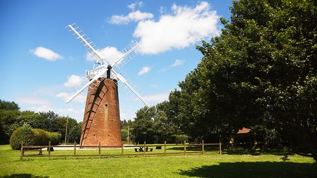 The new signage would include directions to key landmarks such as Dereham Windmill. Picture: Ian Bur