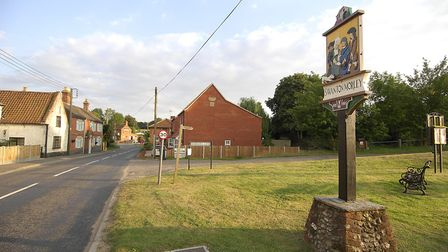 A planning proposal could see an annexe at the back of a former Swanton Morley pub turned into 'LGBT