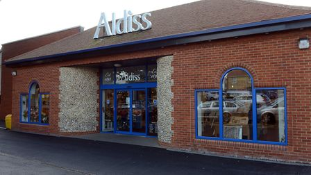 Aldiss in Fakenham is closing a warehouse it opened to stockpile for Brexit. Picture: Matthew Usher.