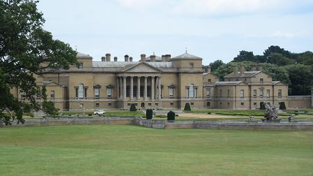 The fundraising dinner will be held at Holkham Hall. Picture: DENISE BRADLEY
